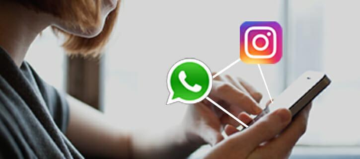 instagram-whatsapp