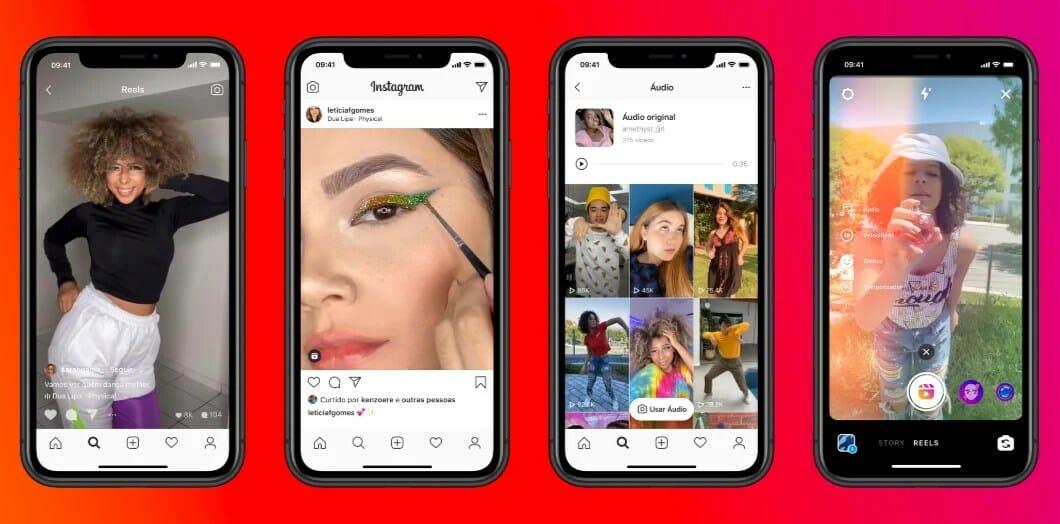 Instagram Reels é a nova função do app para criar vídeos curtos